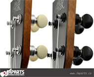 Gotoh UPT tuning pegs - two popular styles