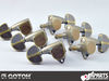GOTOH SGV510Z-A20-AG Aged Gold Display