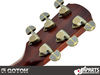 GOTOH SGV510Z-A20-AG Aged Gold Installed (back)