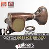GOTOH SGS510Z-S5-ACU Aged Copper 1:18 L3+R3 with beveled washers