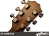 GOTOH SGS510Z-A07-ACU Aged Copper 1:18 - Installed, rear view